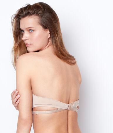 Tirantes espalda descubierta peau.