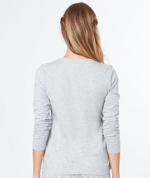 Camiseta manga larga borreguito