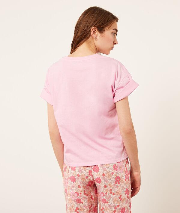 Camiseta 'pink club';${refinementColor}