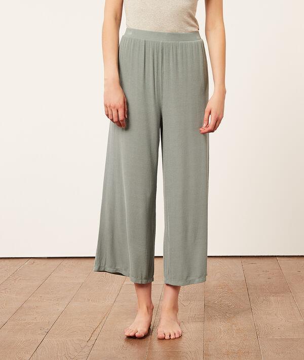 Pantalón pijama 7/8;${refinementColor}