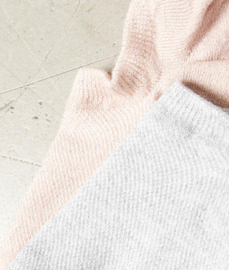 2 pares de calcetines tobilleros;${refinementColor}