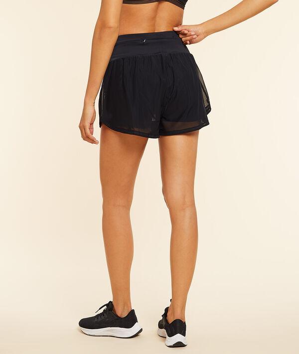 Pantalón corto deportivo;${refinementColor}