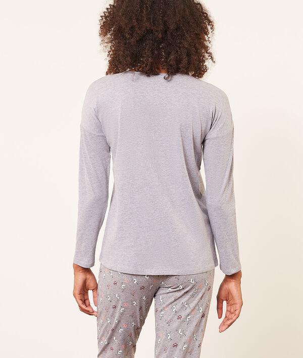 Camiseta manga larga 'namastyle';${refinementColor}