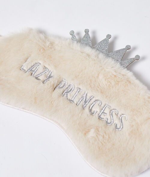Antifaz de noche 'Lazy princess'