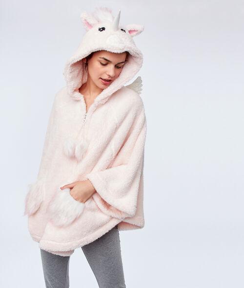 Poncho unicornio