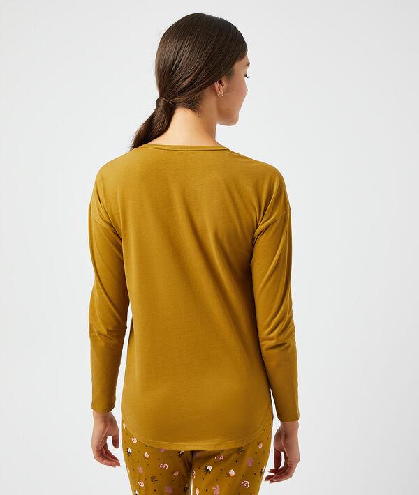 Camiseta manga larga ;${refinementColor}