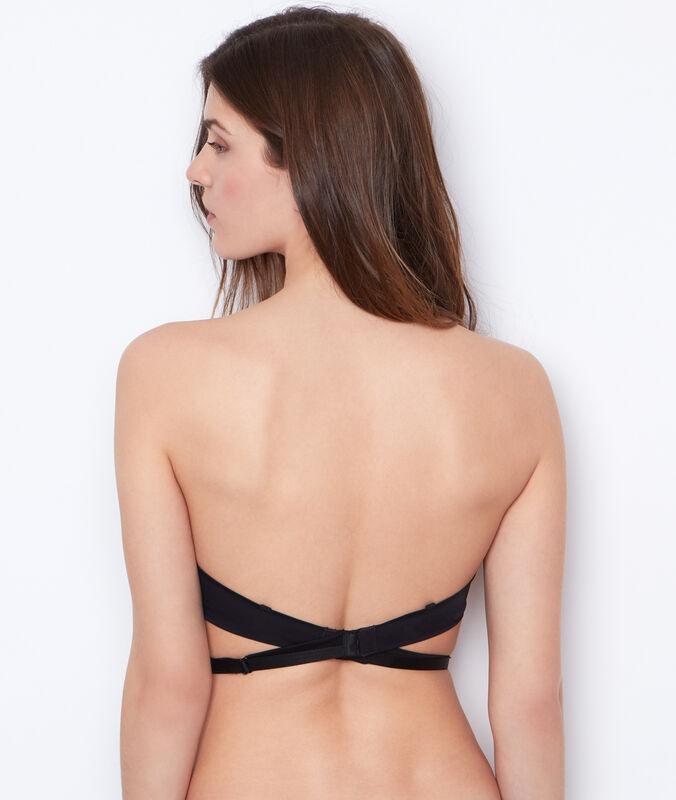 Tirantes espalda descubierta noir.