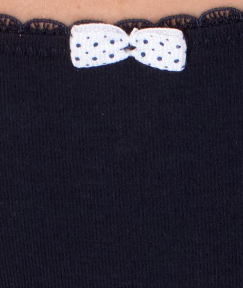 Shorty algodón