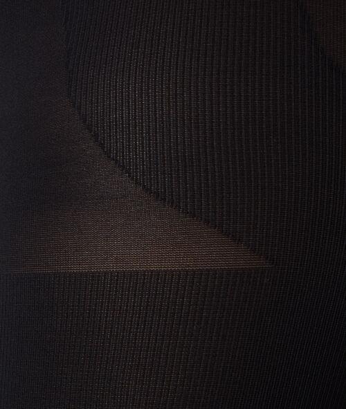Medias opacas con efecto moldeador 60D