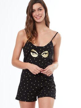 Mono catwoman negro.