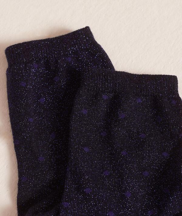 Calcetines cortos irisados;${refinementColor}