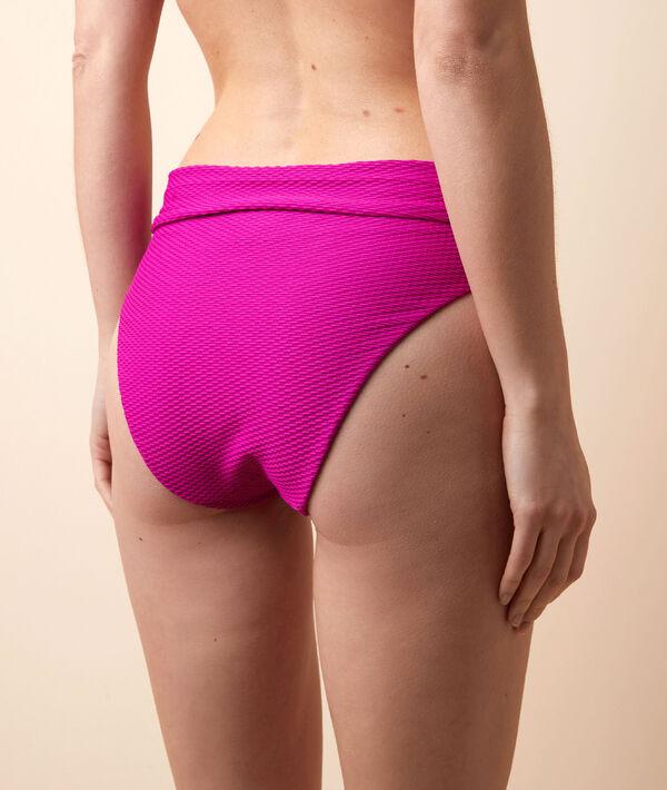 Braguita bikini talle alto, multiposición;${refinementColor}