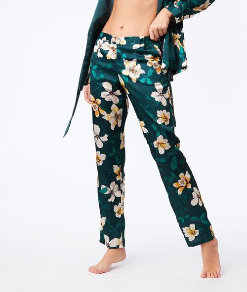 dbdb95239 Pantalones largos de pijama - Pijamas de mujer - Etam