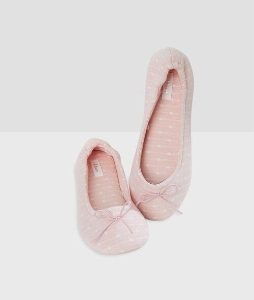 Zapatillas tipo bailarinas