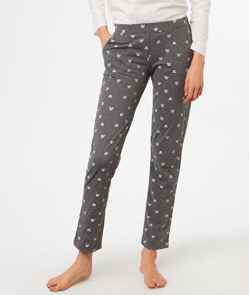 Pijama 3 piezas ratoncito