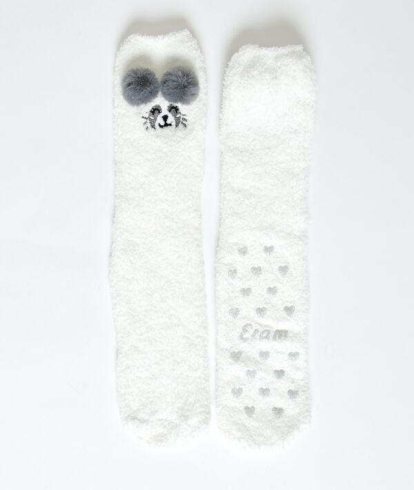 Calcetines panda;${refinementColor}