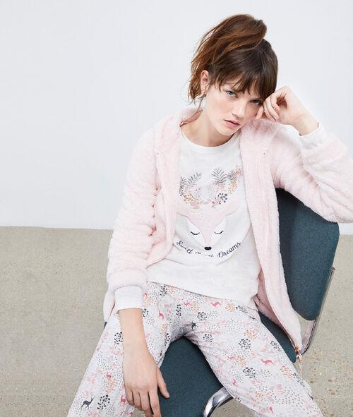 Pijama tres piezas reno