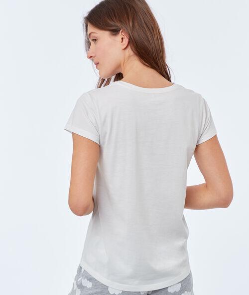 Camiseta manga corta unicornio