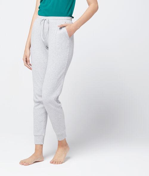 Pantalón de algodón orgánico