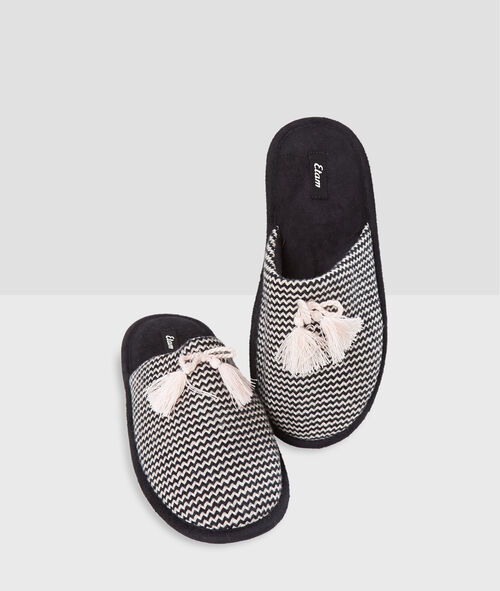 Zapatillas estampado gráfico