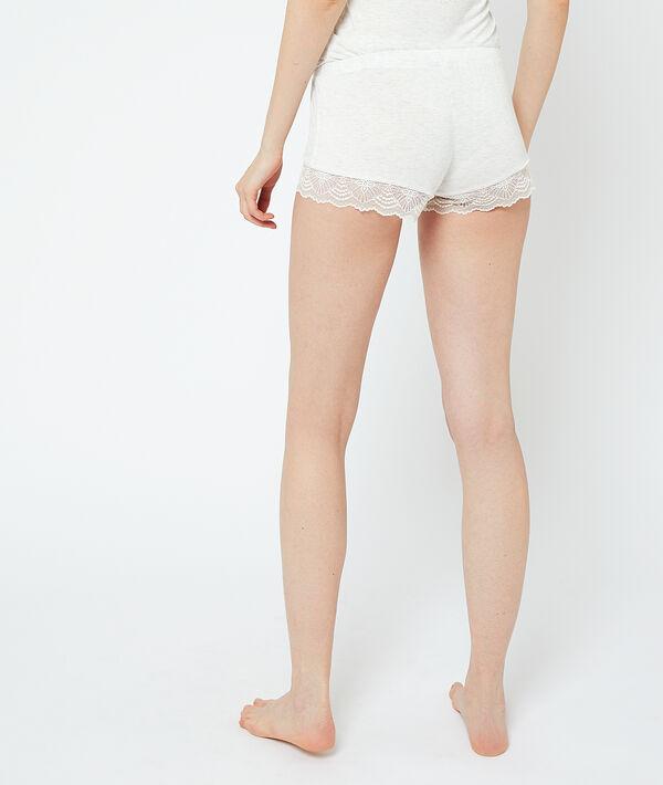 Pantalón corto viscosa;${refinementColor}