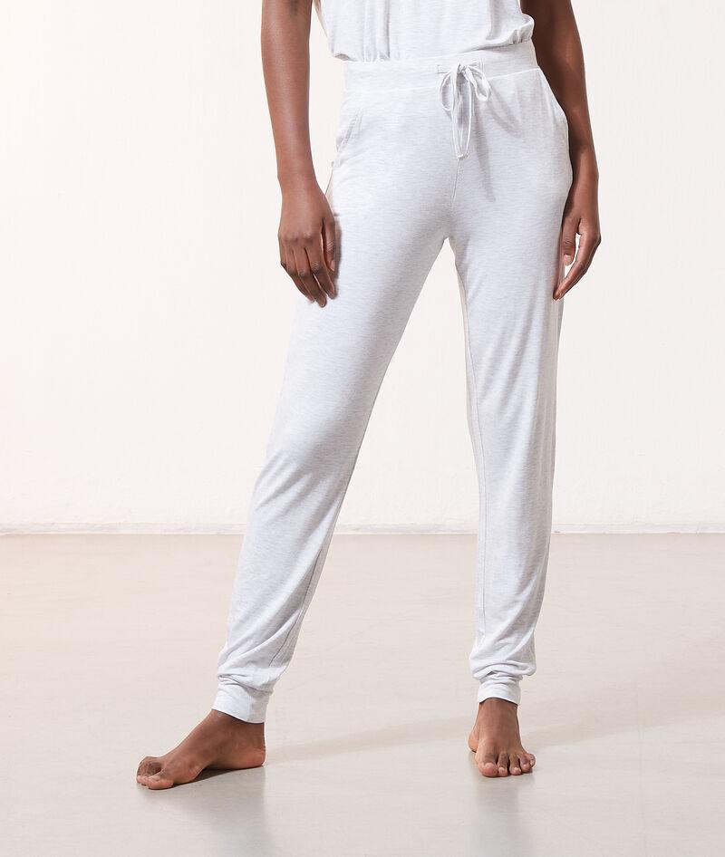 Pantalón pijama liso
