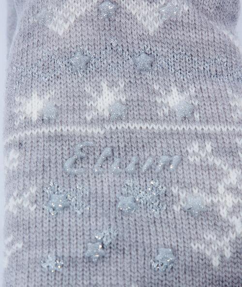 Calcetines homewear motivos navideños