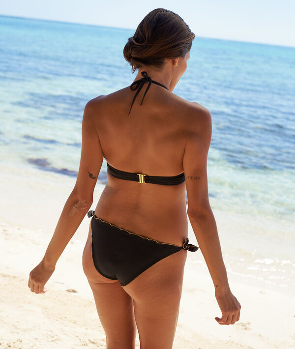 Braguita bikini suaves ondulaciones