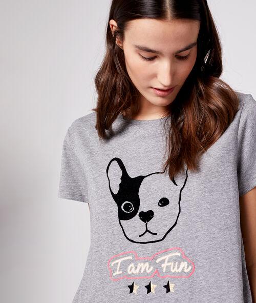Camiseta i am fun