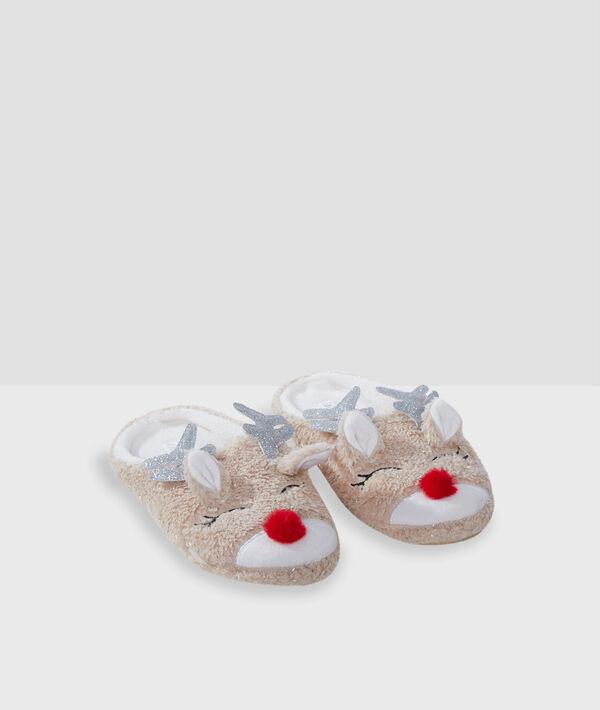 Zapatillas renos