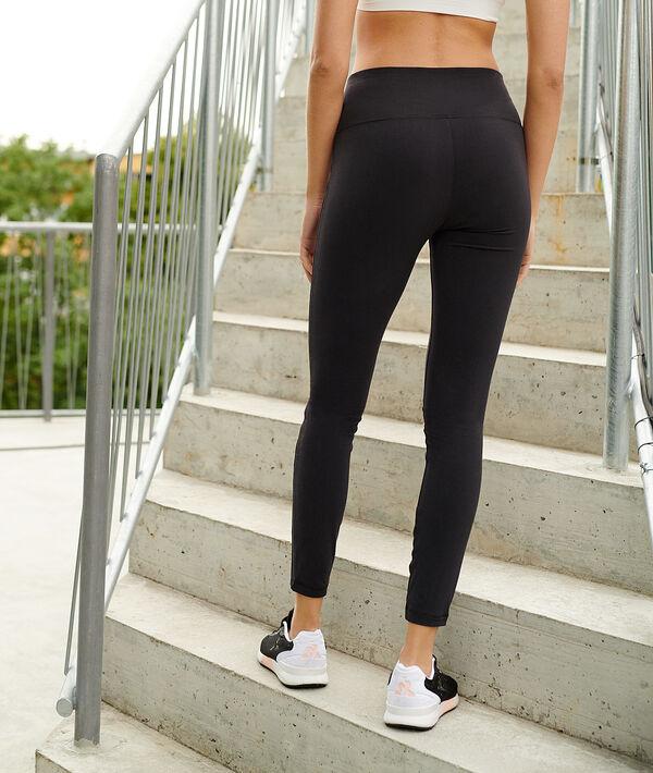 Leggings de yoga, talle alto