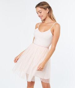 Camisón bailarina rosa.