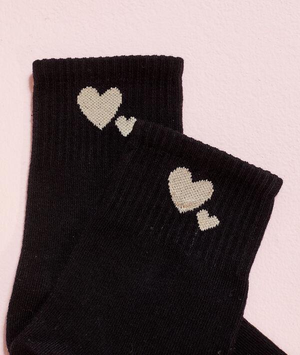 Calcetines corazón