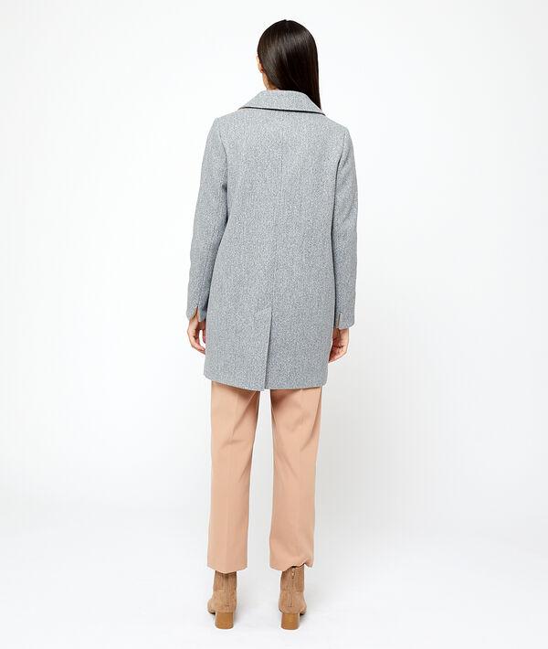 Manteau droit