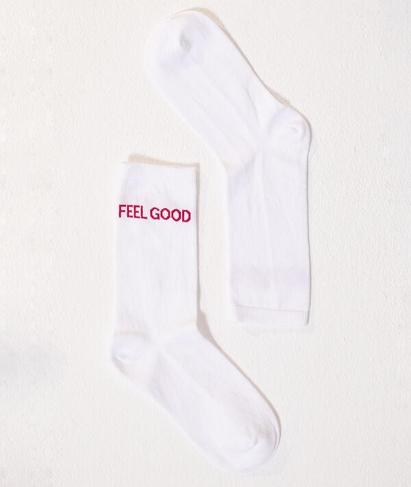 Calcetines 'feel good'