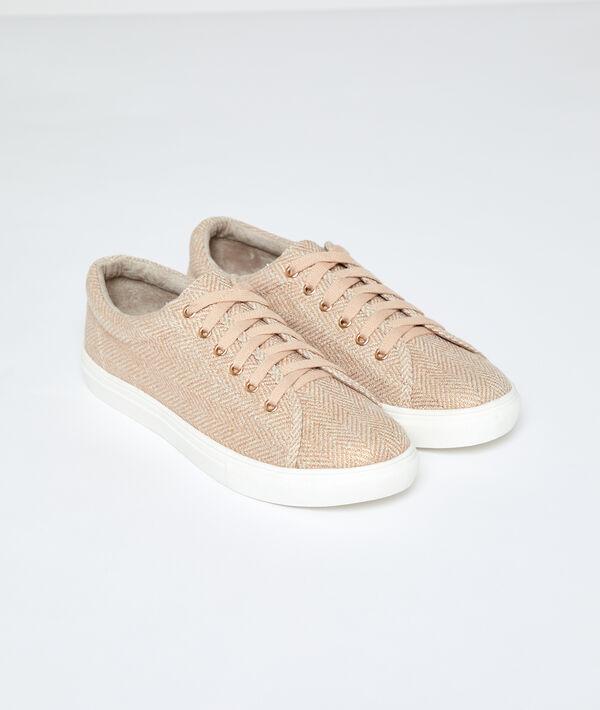 Zapatillas de lino