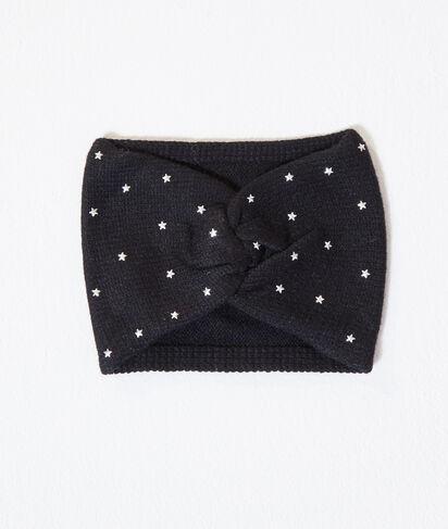 Diadema turbante estampado estrellas