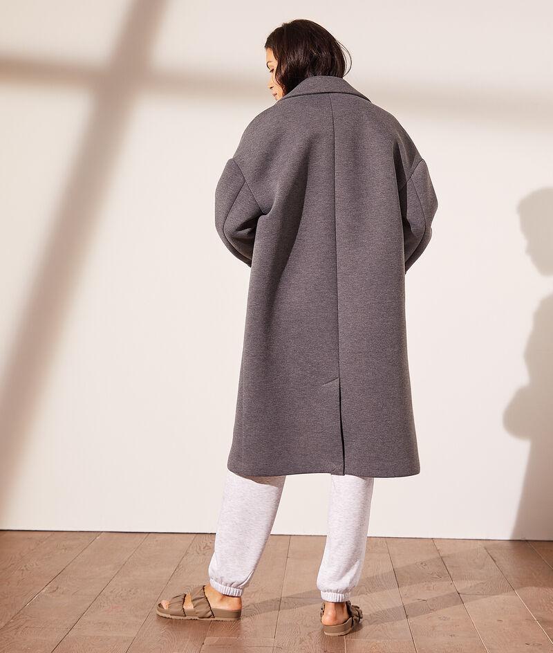 Abrigo largo oversize