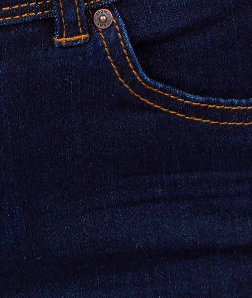 Pantalón tejano recto