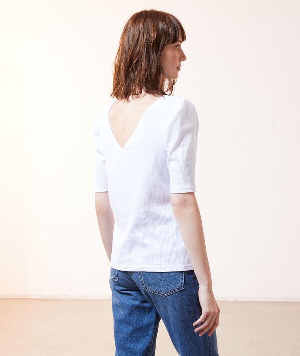 Camiseta 2 en 1 con top integrado