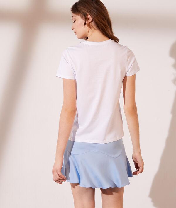 Camiseta estampada 'fille de l'air'