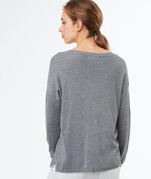 Jersey escote en V