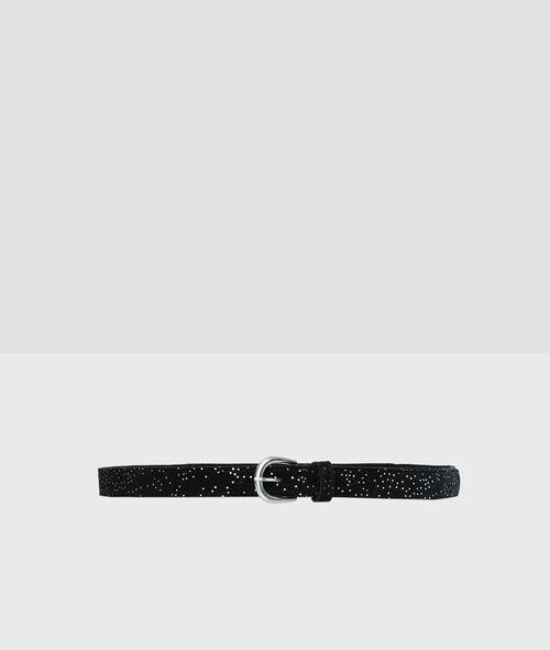 Cinturón piel