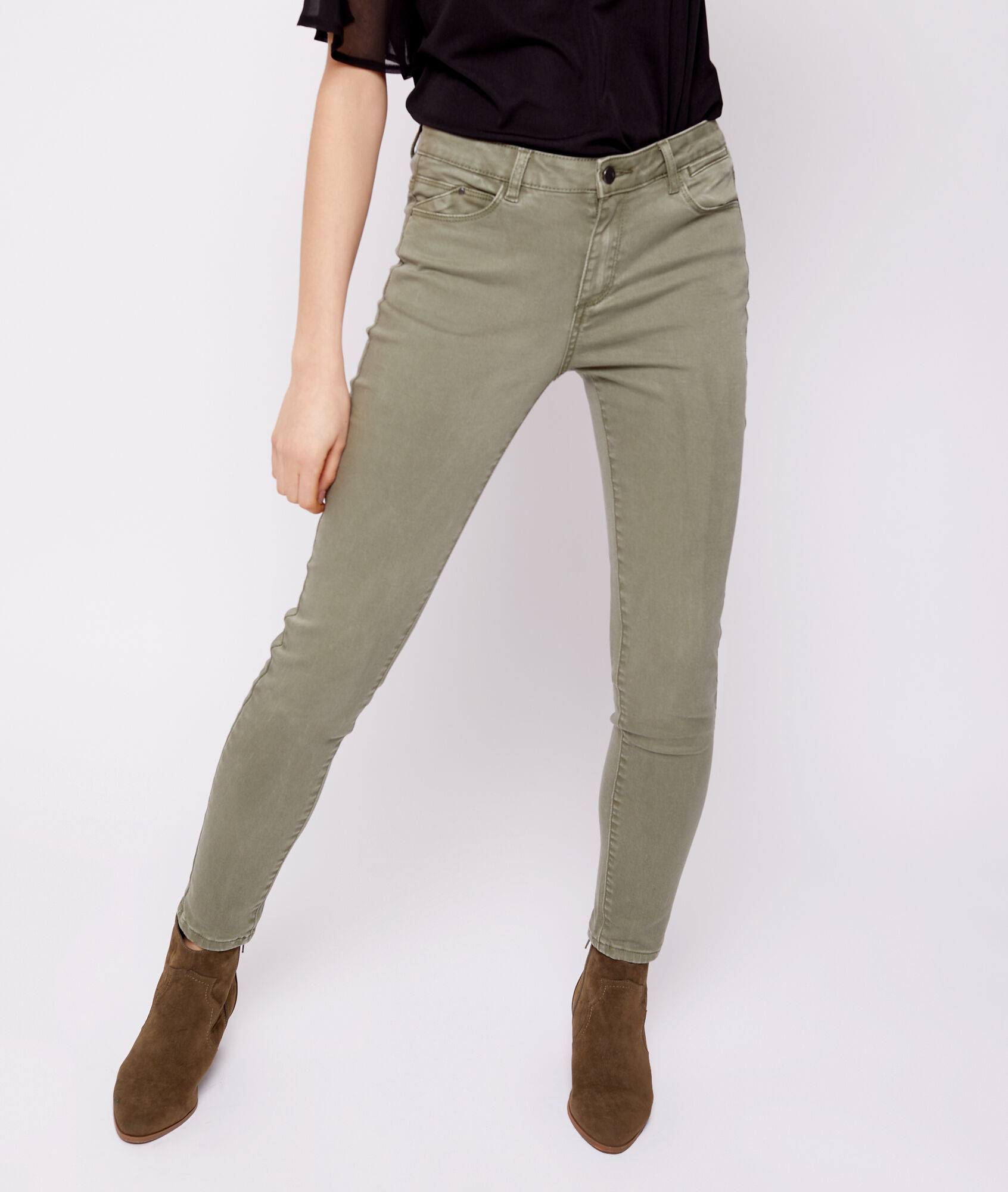 Mujer Vaqueros Pantalones Etam Moda Online De BqOqwvxY 1b0a16645456