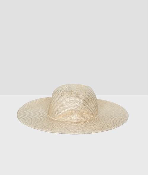 Sombrero tipo pamela