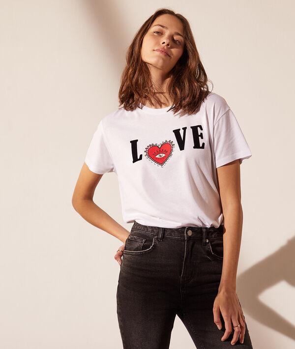 Camiseta 'love'
