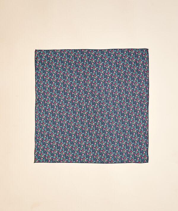 Pañuelo estampado floral