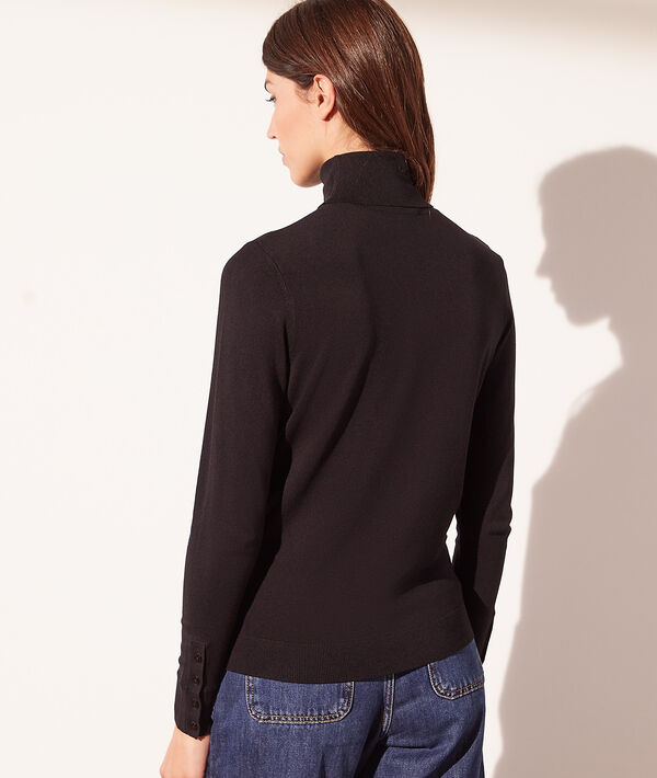 Jersey cuello alto