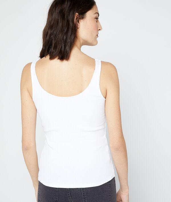 Camiseta abotonada