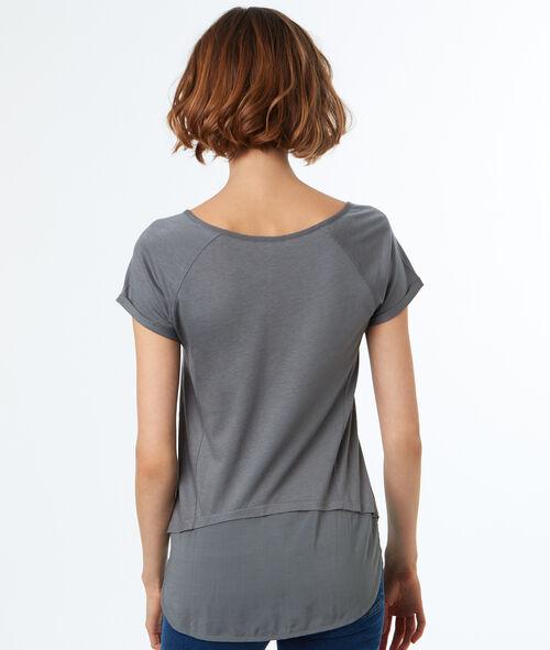Camiseta estampado shine